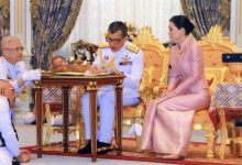 Photo of عدم الولاء يُجرد زوجة ملك تايلاند الجديدة من ألقابها الملكية