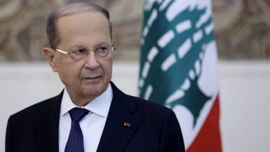 Photo of الرئيس اللبناني يُلقي كلمة للشعب والمتظاهرون يرفضون