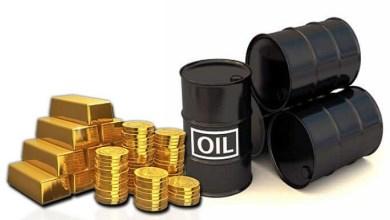 Photo of الاتفاق التجاري بين أمريكا والصين يدفع أسعار النفط والذهب للانخفاض