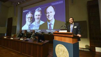 Photo of فوز أمريكيين وبريطاني بجائزة نوبل للطب لعام 2019