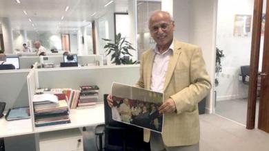 Photo of وفاة الكاتب والصحفي العراقي عدنان حسين في لندن