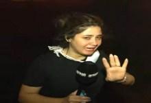 Photo of بالفيديو.. مراسلة لبنانية تنهار على الهواء أثناء سماعها بكاء المحاصرين في منازلهم