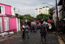 Photo of مصرع 3 أشخاص إثر تحطم طائرة في البرازيل