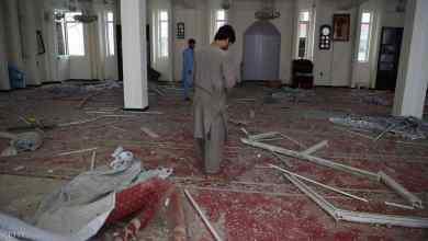 Photo of ارتفاع عدد قتلى انفجار مسجد بأفغانستان إلى 62 شخصًا