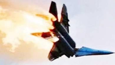 Photo of تحطم طائرة حربية تابعة للقوات الجوية الأمريكية غرب ألمانيا