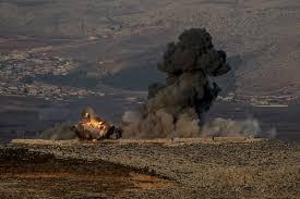 Photo of الإدارة الكردية: تركيا تستخدم أسلحة محرمة دوليًا فى عدوانها على سوريا