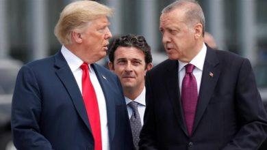 Photo of ترامب: نعمل مع زعماء الكونجرس لفرض عقوبات قاسية ضد تركيا