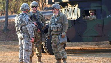 Photo of مصرع وإصابة 6 جنود أمريكيين في مناورة تدريبية بولاية جورجيا