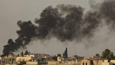 Photo of المرصد السوري: ارتفاع حصيلة القتلى في القصف التركي إلى 26 مدنيًا