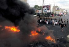 Photo of الأمن اللبناني يفض المظاهرات أمام مقر الحكومة بعد تحولها لأعمال شغب