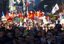 Photo of الآلاف يتظاهرون في درسدن ضد حركة مناهضة للإسلام