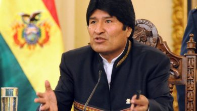 Photo of بوليفيا تعتزم مقاضاة موراليس أمام المحكمة الجنائية الدولية