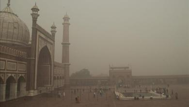 Photo of إغلاق المدارس في العاصمة الهندية مع تزايد تلوث الهواء
