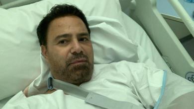 Photo of عملية جراحية ثانية للمطرب عاصي الحلاني