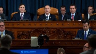 Photo of الكونجرس يجتمع الأربعاء لتحديد تهم عزل ترامب