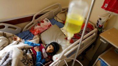 Photo of وفاة 43 ألف مريض في اليمن بسبب إغلاق مطار صنعاء الدولي