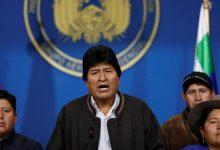 Photo of المكسيك منحت حق اللجوء للرئيس البوليفي السابق إيفو موراليس