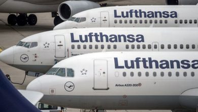 Photo of إلغاء 414 رحلة في فرانكفورت جراء إضراب أطقم الضيافة الجوية