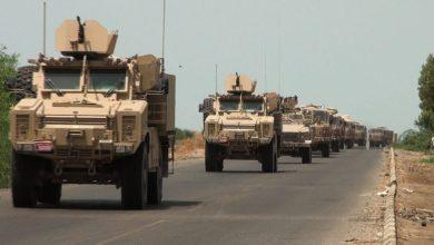 Photo of 55 شاحنة للقوات الأمريكية تغادر من سوريا إلى العراق