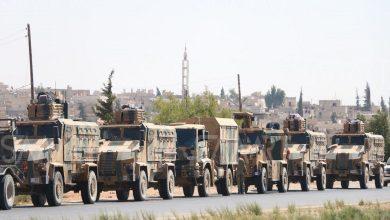 Photo of 20 شاحنة عسكرية أمريكية تعبر الحدود السورية العراقية