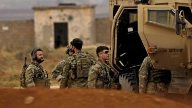 Photo of قوة أمريكية تعتقل شابين سوريين في عملية إنزال جوي
