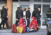 Photo of مقتل 7 أشخاص بينهم مهاجم في حادث إطلاق نار بالتشيك