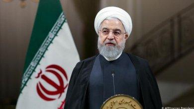 Photo of الرئيس الإيراني حسن روحاني ينفي استقالته من منصبه