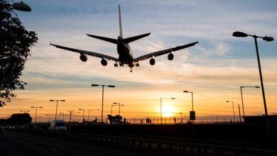 Photo of أصوات مدوية في سماء لندن عقب فقدان الاتصال مع طائرة