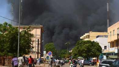 Photo of مقتل 14 فى هجوم على كنيسة ببوركينا فاسو