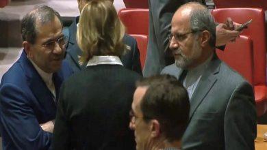 Photo of تفاصيل حديث نادر بين سفيرة أمريكية ومبعوث إيراني