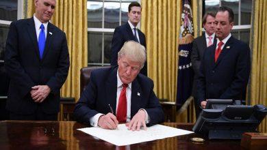 Photo of ترامب يعلن التوقيع على أضخم ميزانية دفاع على الإطلاق