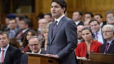Photo of الحكومة الكندية تنجو من أول تصويت بحجب الثقة