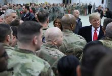 Photo of ترامب يطالب الكونجرس باعتماد قانون لزيادة مرتبات الجيش