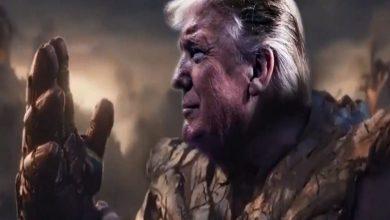 Photo of ترامب يثير الجدل بفيديو يمثل فيه شخصية شريرة
