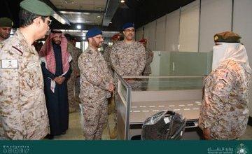 Photo of تدشين أول قسم نسائي عسكري في الجيش السعودي