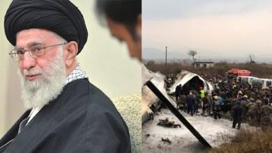 Photo of إيران تعترف بإسقاط الطائرة الأوكرانية