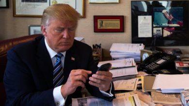 Photo of ترامب: تغريداتي ستكون بمثابة إخطار للكونجرس بضرب إيران