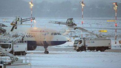 Photo of عاصفة شتوية تلغي أكثر من 900 رحلة طيران في أمريكا