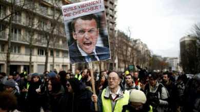 Photo of هل ترضخ الحكومة الفرنسية لمطالب المحتجين بشأن سن التقاعد؟