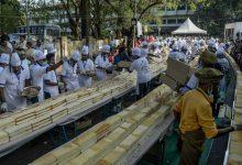 Photo of الهند تصنع أكبر قالب حلوى في العالم