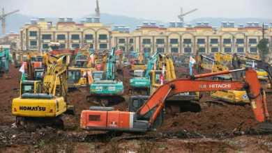 Photo of الصين تبني مستشفى في 6 أيام لعلاج مصابي كورونا
