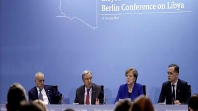 Photo of تعرف على تفاصيل نتائج مؤتمر برلين حول الأزمة الليبية (فيديو)