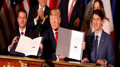 Photo of البيت الأبيض يعلن الموعد النهائي لتوقيع اتفاقية التجارة مع المكسيك