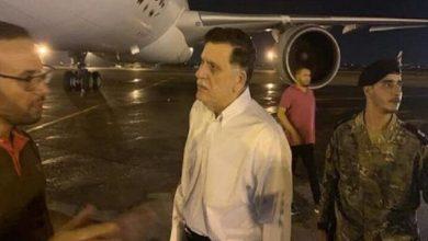 Photo of حقيقة اعتقال مليشيات ليبية لرئيس المجلس الرئاسي فايز السراج
