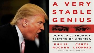 Photo of كتابٌ جديدٌ يسلط الضوء على جهل ترامب بالتاريخ والجغرافيا
