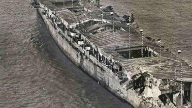 Photo of العثور على سفينة أمريكية اختفت قبل 100 عام في مثلث برمودا (فيديو)
