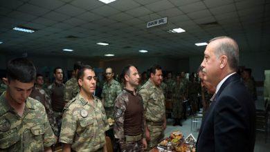 Photo of بدء تحرك وحدات الجيش التركي إلى ليبيا
