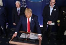 "Photo of ترامب: حاكم نيويورك سيكون مرشحًا رئاسيًا أفضل من ""جو النعسان"""