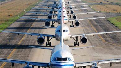 Photo of كورونا يشل حركة الطيران عربيًا وعالميًا والخسائر قد تتجاوز 100 مليار دولار