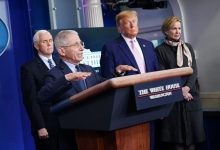Photo of اختبار كورونا جديد لترامب.. وحماية مضاعفة للرجل الأهم في أمريكا